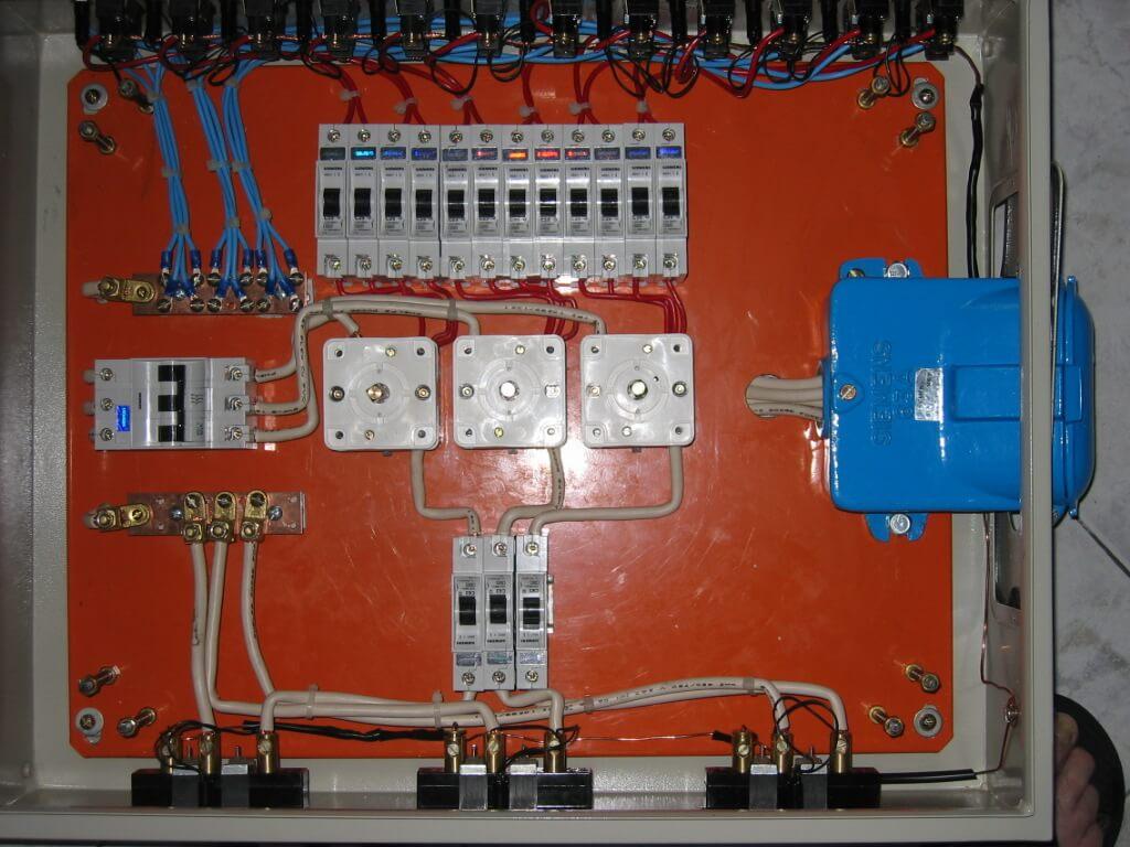 Serviços de instalações de quadros de energia, reformas de PC de luz | Kabelweg Engenharia – KWE