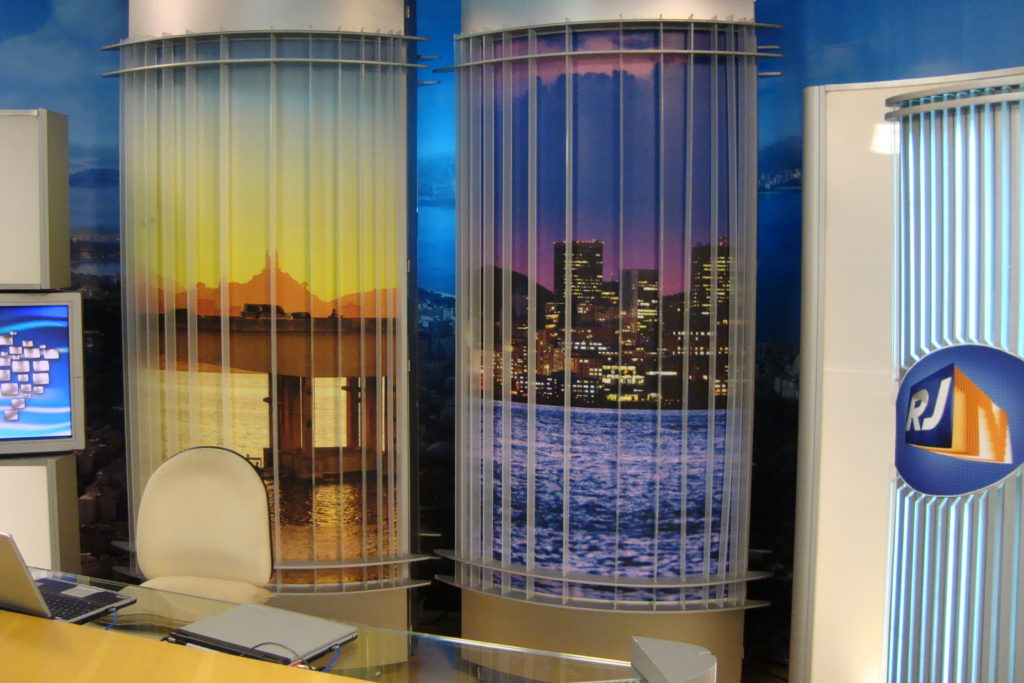 Serviços de instalações elétricas e iluminação para telejornal | Kabelweg Engenharia – KWE