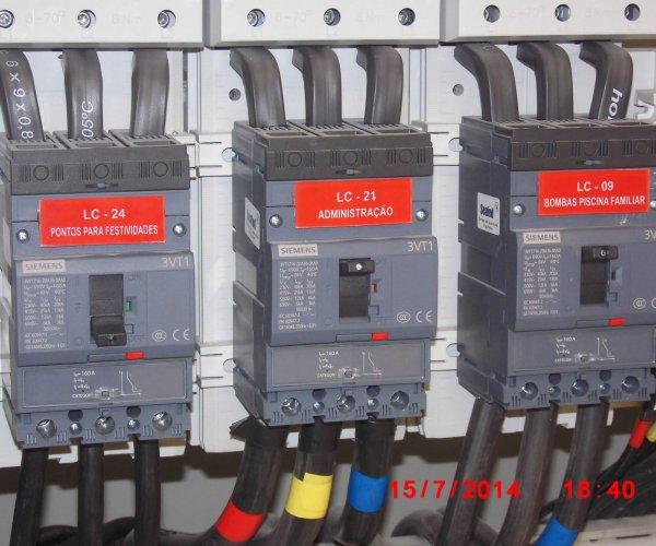 Quadro geral de baixa tensão utilizado para proteção dos equipamentos elétricos | Kabelweg Engenharia – KWE