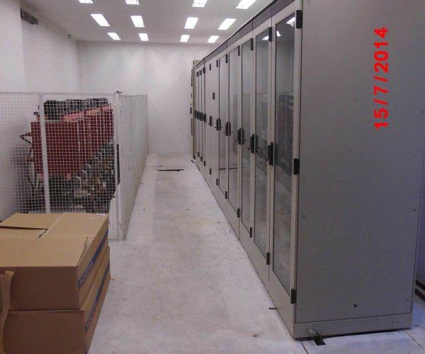 Instalações industriais – sala de subestação – reformas elétricas completas | Kabelweg Engenharia – KWE